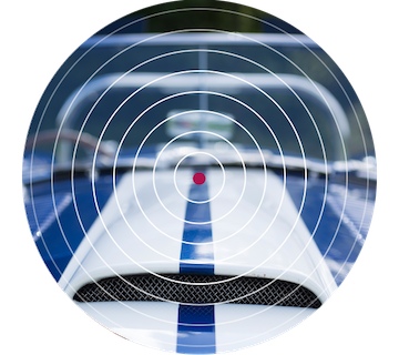 Automotive Recruitment Agency - Vehicle Circle Background